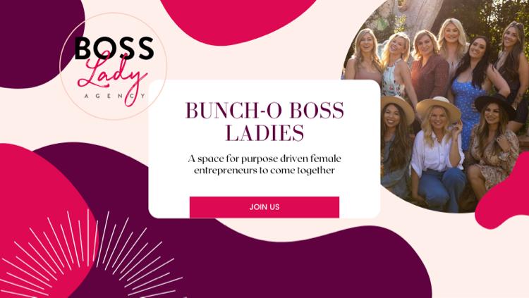Bunch-O Boss Ladies Image