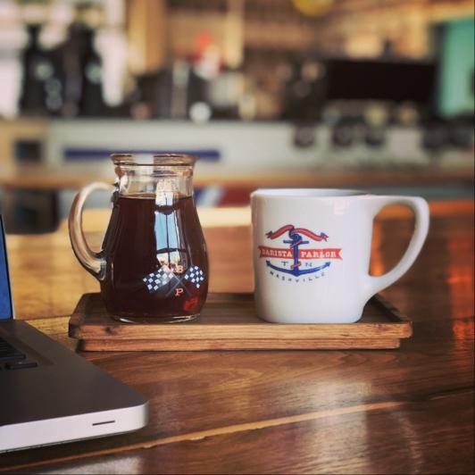 Coffee Shop Hangs Image