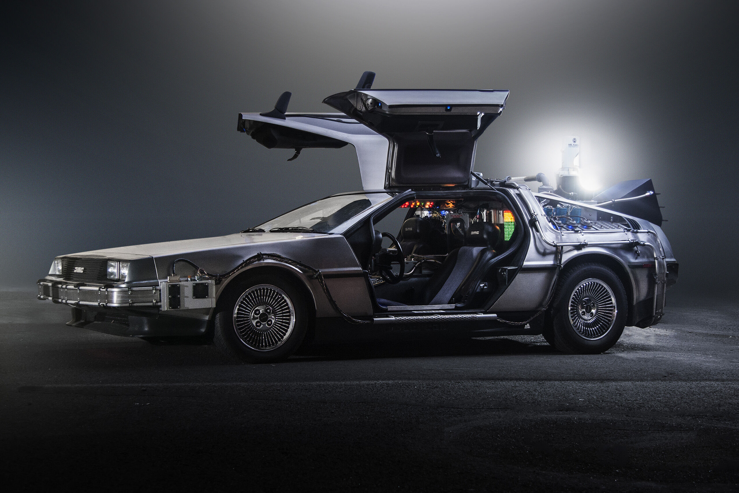 Delorean Image