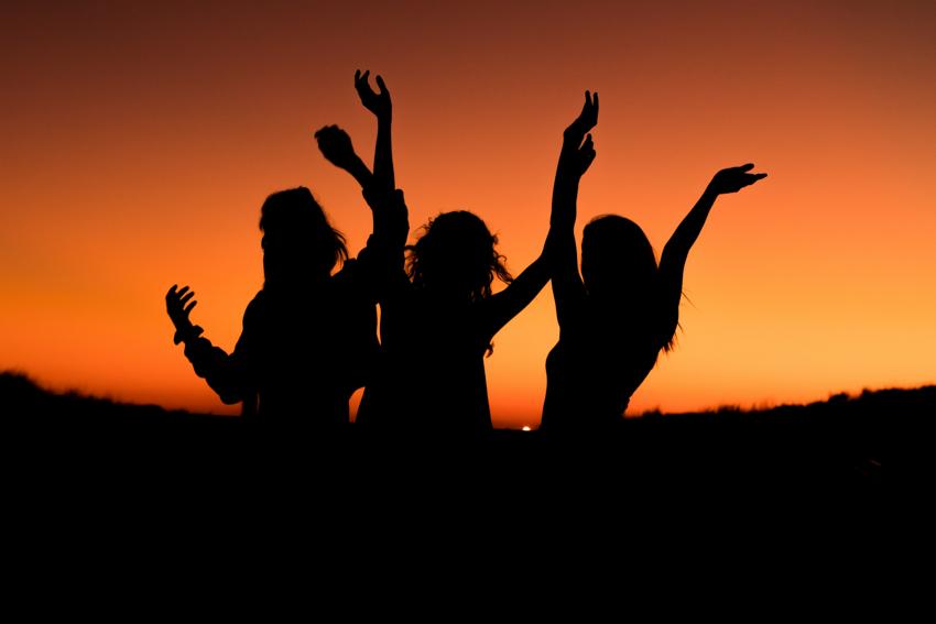 Girls Night In Image